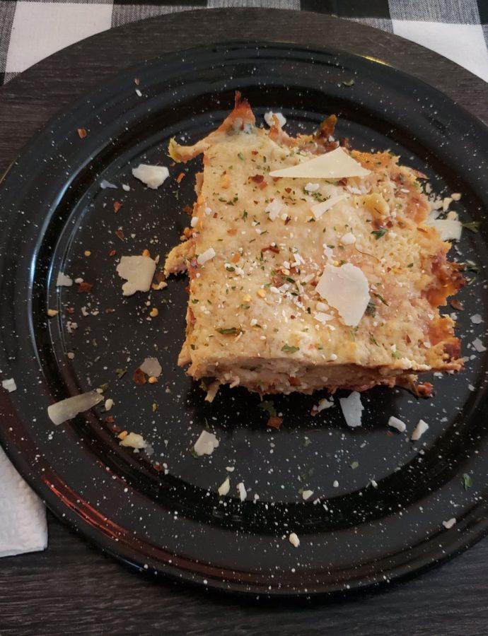 Chicken Zucchini Lasagna